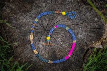 Cotinga Necklace 2